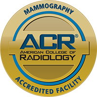ACR Mammography Seal
