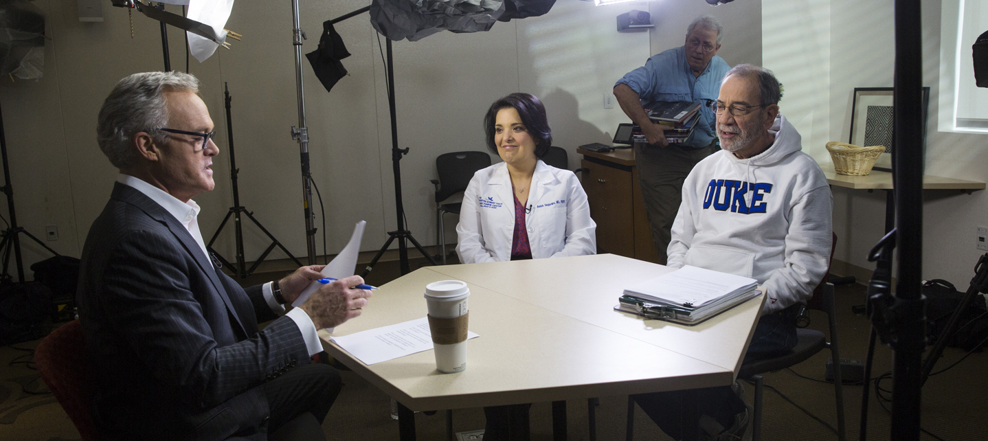 60 Minutes updates viewers on poliovirus therapy for glioblastoma at Duke