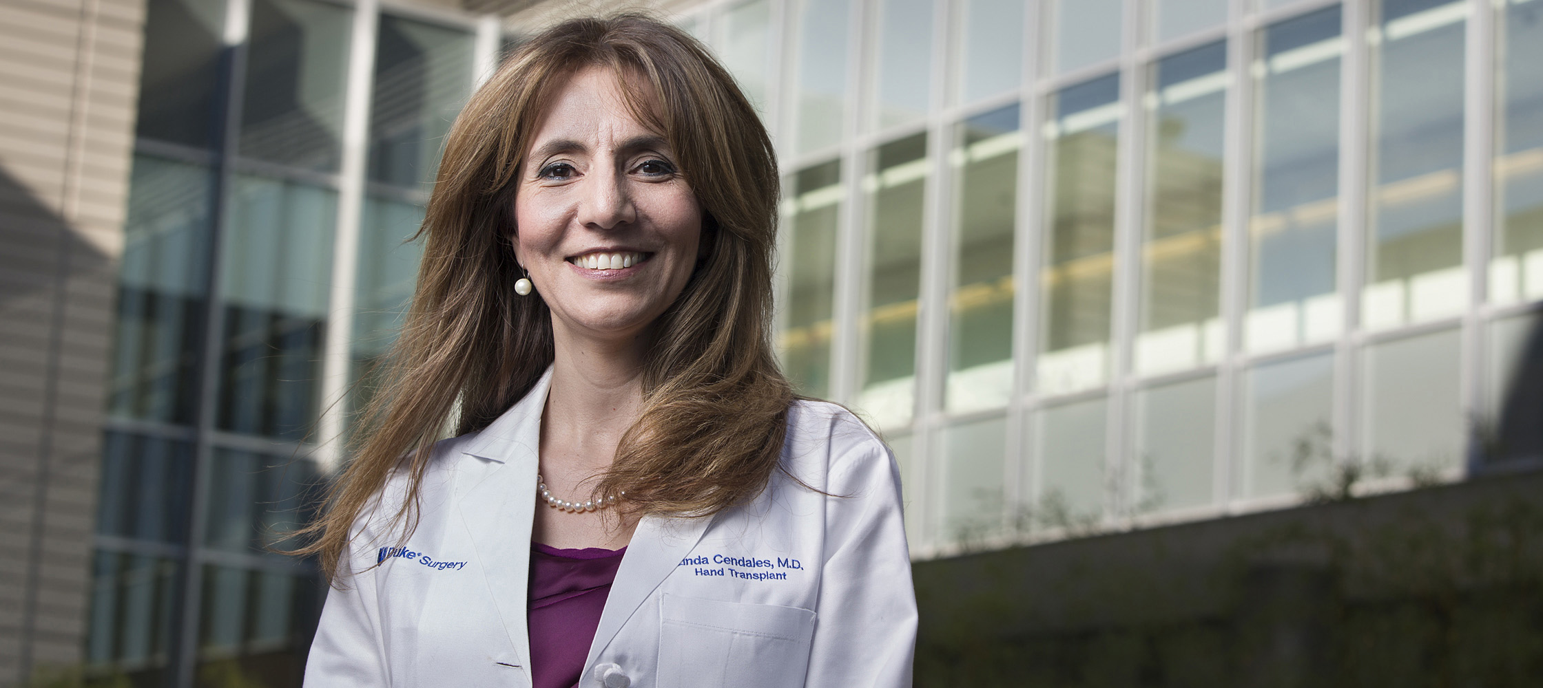 Duke is one of the few centers in the country offer hand transplants as part of a research study.