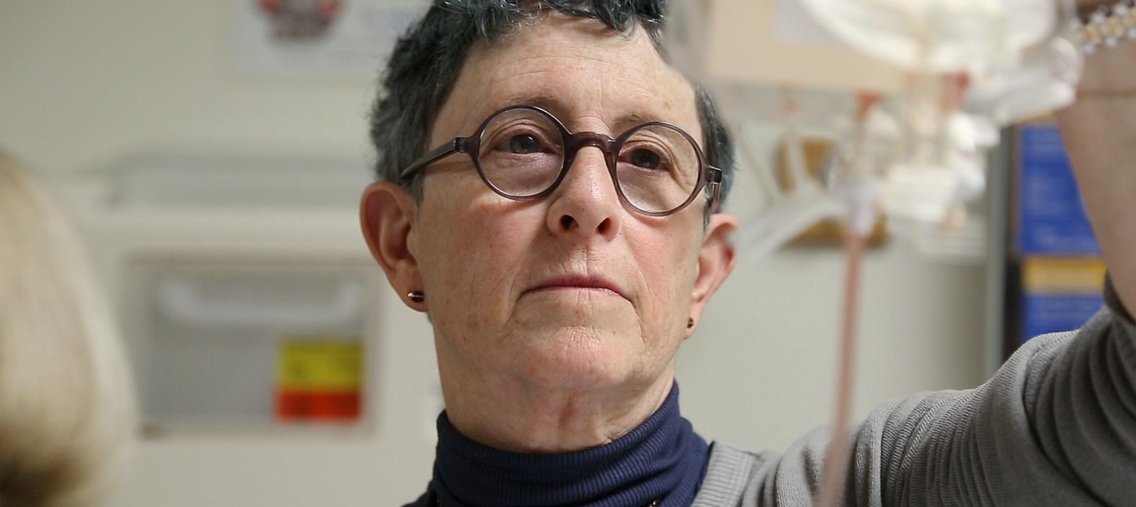 Joanne Kurtzberg, MD, pediatric bone marrow transplant specialist at Duke