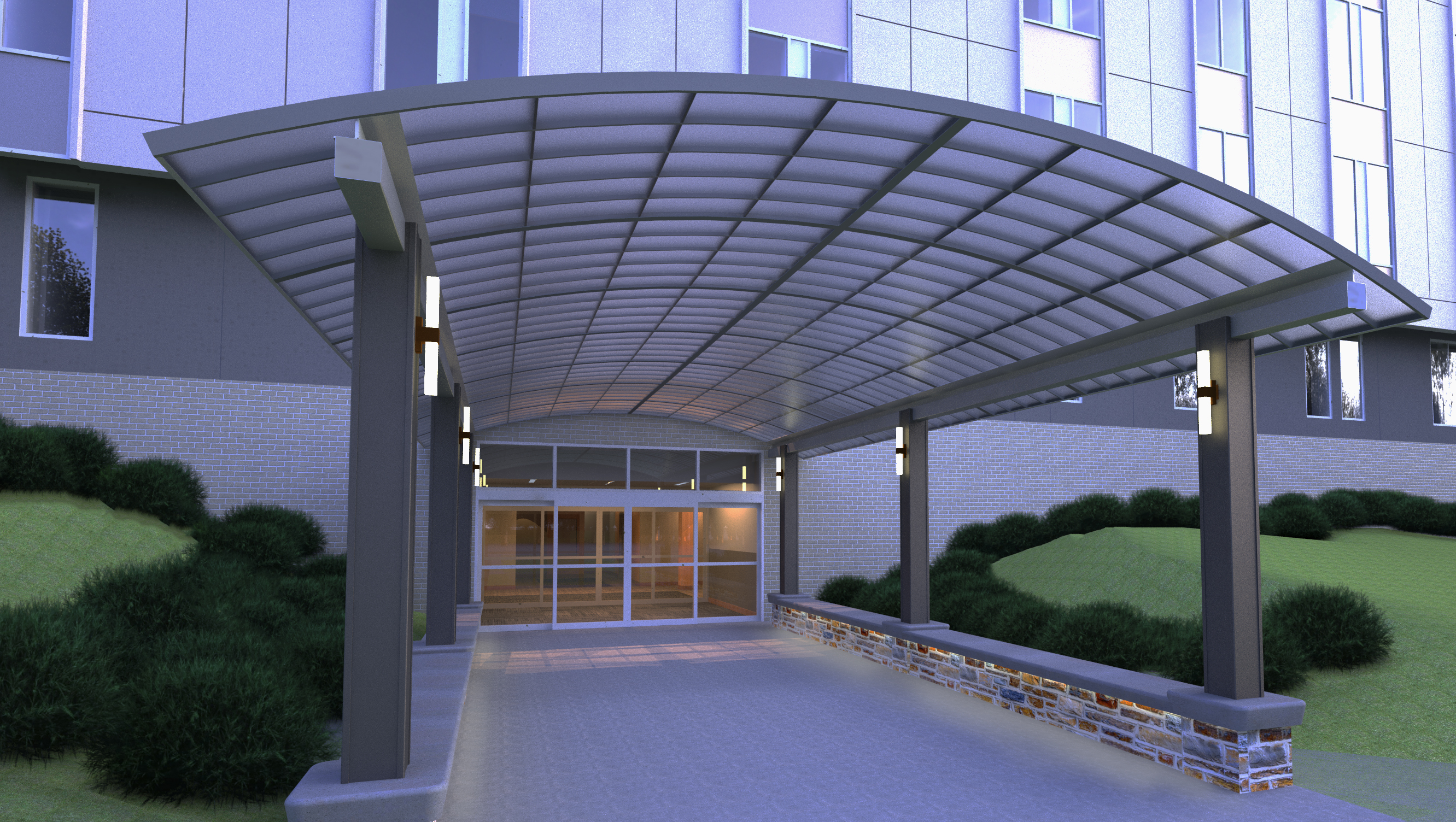 Duke Raleigh Hospital - North Pavilion