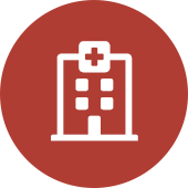 location hospital icon