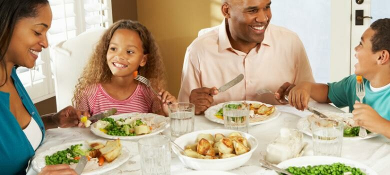 Kids Make Healthy Choices When Parents Model the Behavior