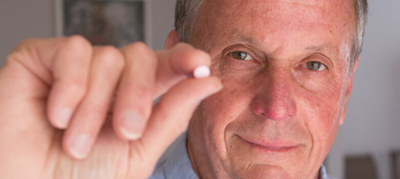 Doctors have known for decades that taking aspirin can reduce the risk for future heart attacks and strokes in people with cardiovascular disease. What is less clear is which dose is best. Participants in a new kind of clinical trial are helping them find out.