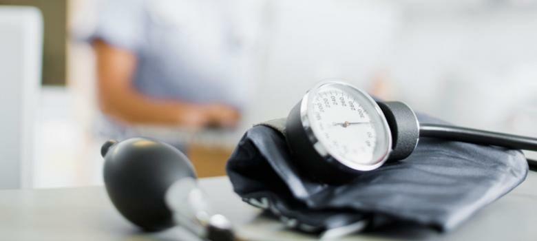 A blood pressure instrument