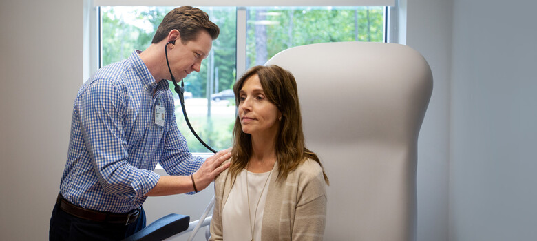 Your face-to-face wellness visit helps you connect with your Duke doctor, establish trust, and share your health care preferences before serious illness hits.