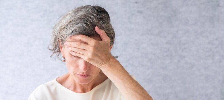 Menopause symptoms don't always require medical treatment, but they shouldn't be ignored.