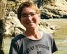 Sara Kominsky enjoys a hike