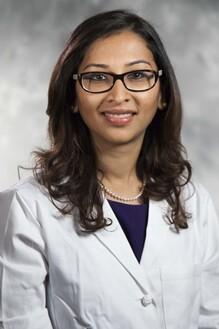 Afreen Idris Shariff, MD, MBBS