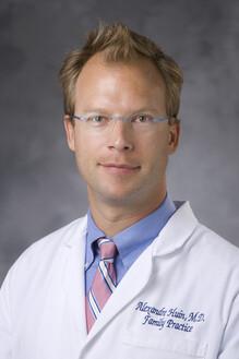 Alexandre W. Huin, MD