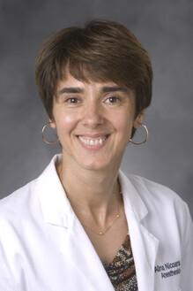 Alina Nicoara, MD