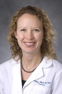 Allison H.S. Hall, MD, PhD