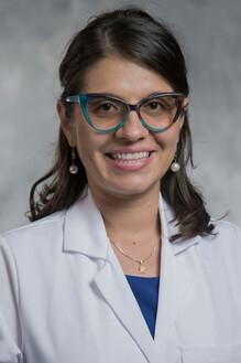 Andrea Flores Burroughs, MD, PhD