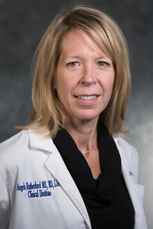 Angela Rutherford, LDN, MS, RD