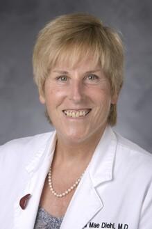Anna Mae E. Diehl, MD
