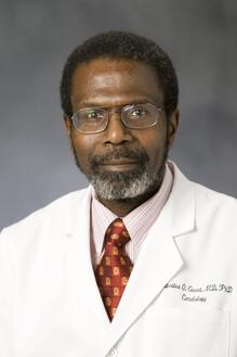 Augustus O. Grant Jr., PhD, MB ChB