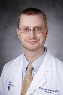 Christopher P. Eckstein, MD