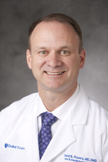 David B. Powers, MD, DMD