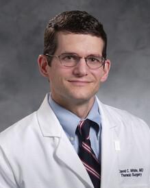 David C. White, MD