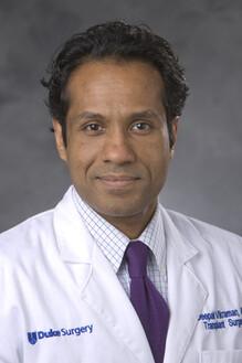 Deepak Vikraman, MD