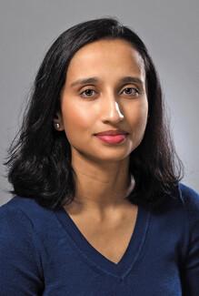 Deepshikha C. Ashana, MD, MBA, MS