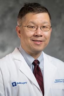 Edward P. Chen, MD, FACS, FAHA