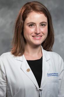 Elizabeth B.  Gilbert, MD