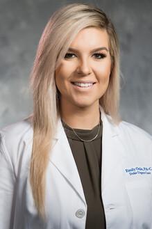 Emily P. Oslie, PA-C, MHS