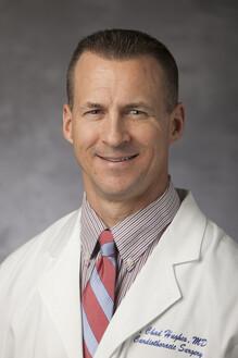 G. Chad Hughes IV, MD