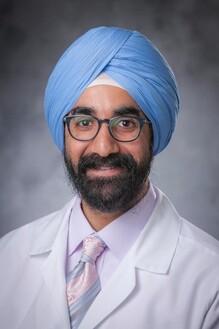 Harajeshwar Singh Kohli, MD, JD