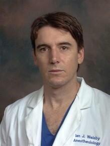 Ian J. Welsby, MBBS