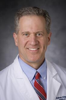 J. Andrew Alspaugh, MD