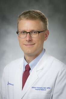 James Howard, MD, MPH