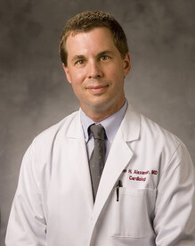 John H.P. Alexander, MD, MHS