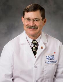 John W. Foreman, MD