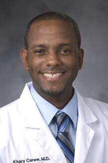 Khary S. Carew, MD