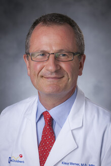 Klaus Georg Erich Werner, MD, PhD