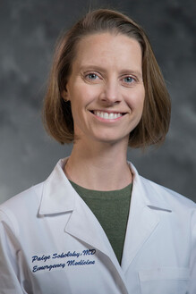 L. Paige Sokolsky, MD