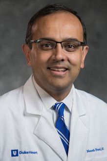 Manesh R. Patel, MD