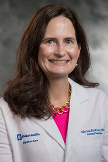 Marion Mull McCrary, MD, FACP