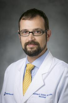 Matthew E. Ehrlich, MD, MPH