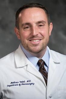 Matthew Vestal, MD, MBA, MHS