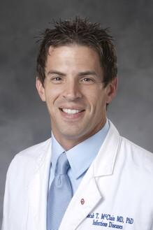 Micah T. McClain, MD, PhD