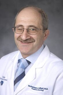 Mohamad A. Mikati, MD