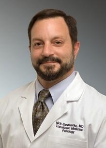 Nicholas Bandarenko III, MD