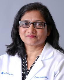Padma Kamineni, MD, MBBS