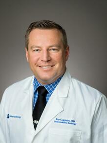 Roy Colglazier, MD