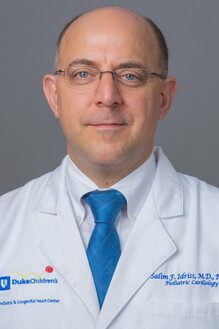 Salim F. Idriss, MD, PhD