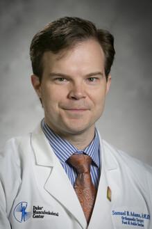 Samuel B. Adams Jr., MD