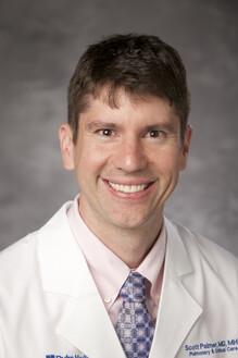 Scott M. Palmer, MD, MHS
